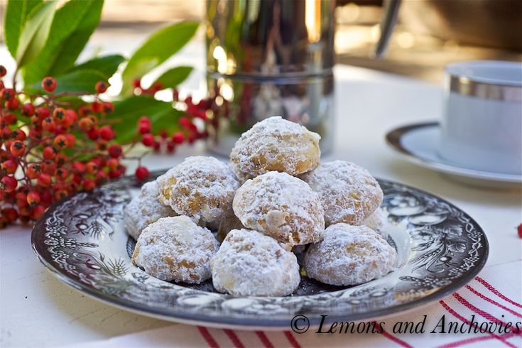 Russian Tea Cakes -- i already have a recipe, but these are my all ...