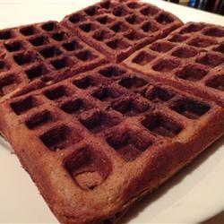Chocolate Waffles I | Recipe