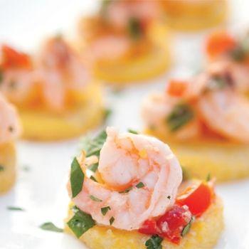 shrimp and grit cakes | Favorite Recipes | Pinterest