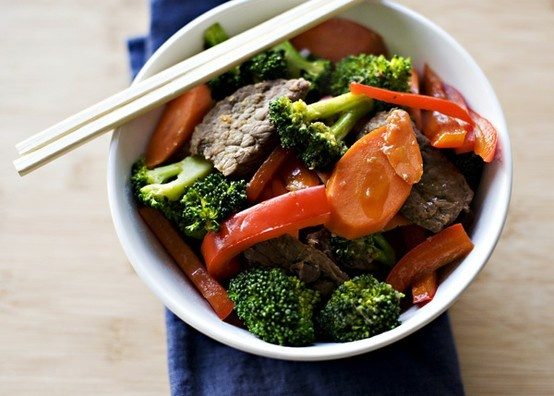 Beef and Broccoli Stir-Fry | Food Mood | Pinterest