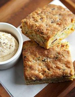 Bacon Cheddar Buttermilk Biscuit Recipe from MB Post's David LeFevre ...