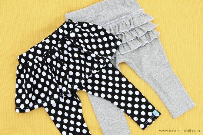 make your own leggings