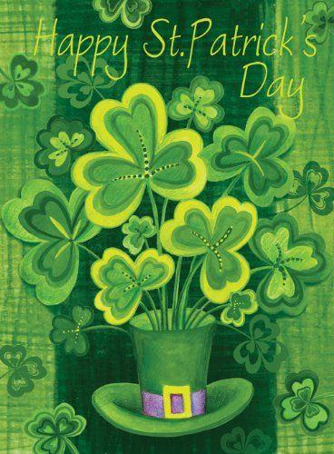 st patricks day flag