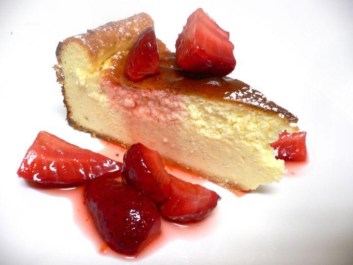 Italian lemon ricotta cheesecake | Eat Dessert First - Lemony | Pinte ...