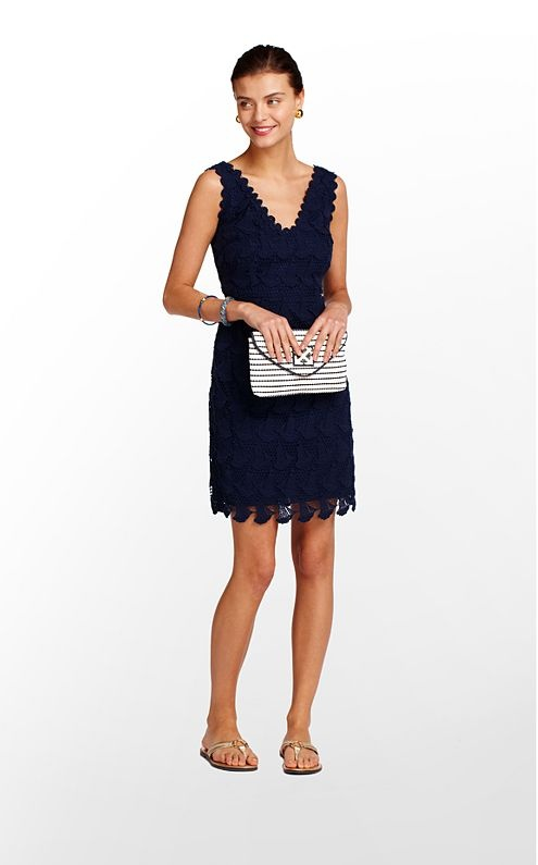 Reeve Dress Lace