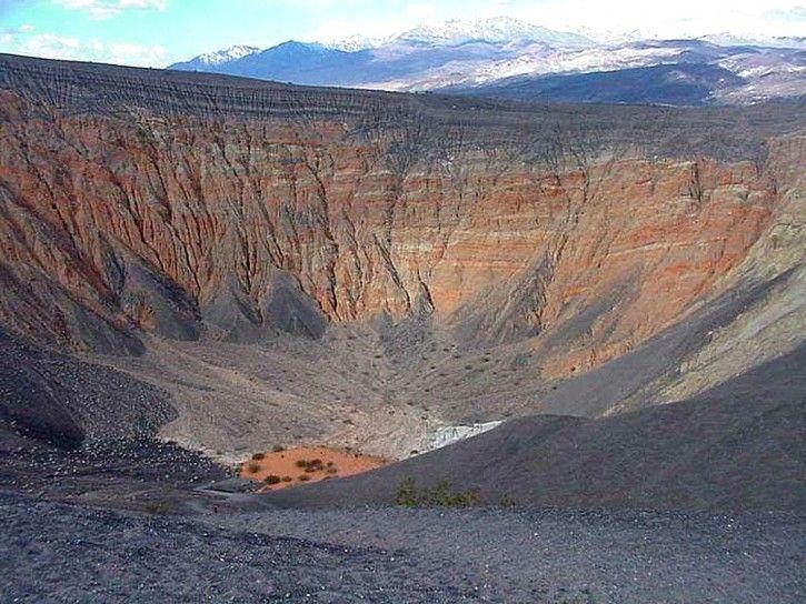 Death Valley - Ubehebe...