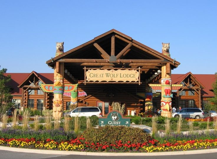 Great Wolf Lodge Williamsburg Va Beautiful Places I Have