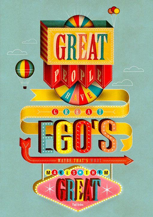 great egos