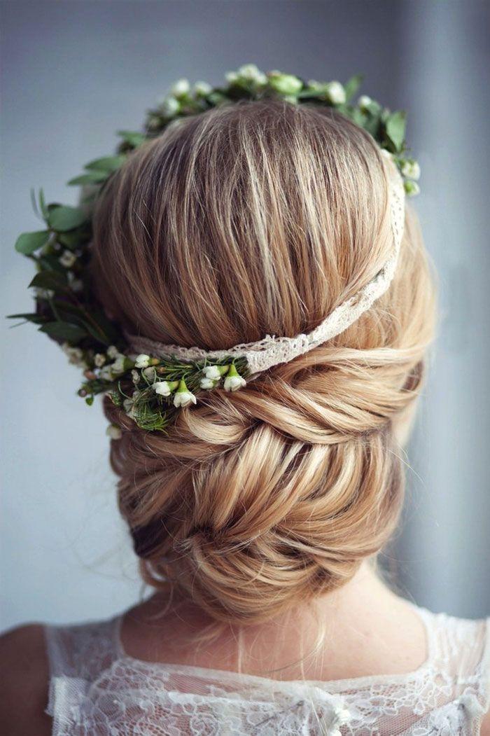 Best Ideas About Simple Wedding Updo On Pinterest