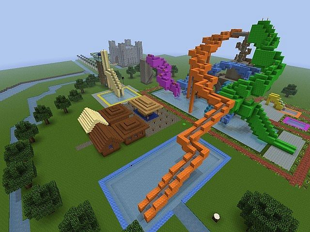 Minecraft Water Park Yahoo Image Search Results
