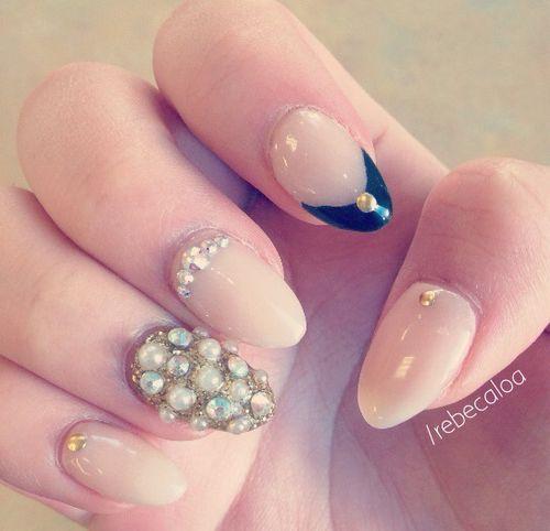 Almond Nails Tumblr   Joy Studio Design Gallery - Best Design Almond Nails Tumblr