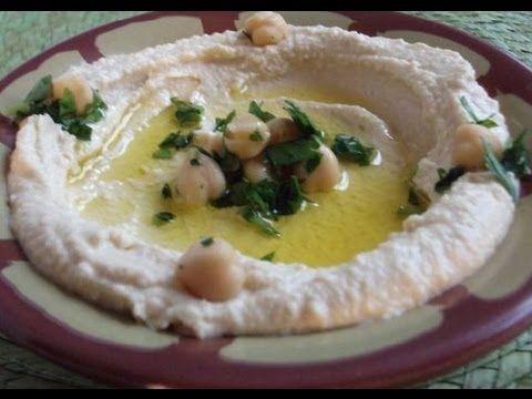 How to make the Original Hummus Recipe!! | TRADITIONAL RECIPIES | P…