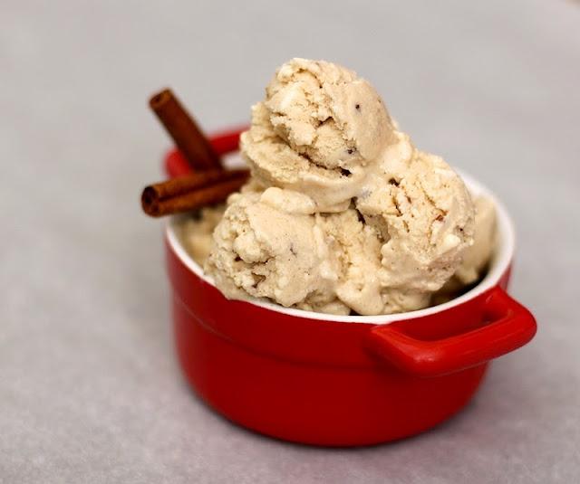 Maple Cinnamon Butter Pecan Icecream   soft sugars   Pinterest