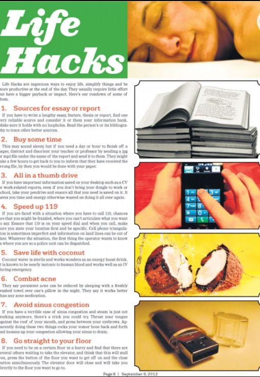 Life hacks | notes & quotes | Pinterest