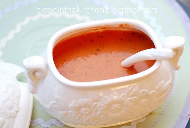 tomato bisque soup | Yummy recipes | Pinterest