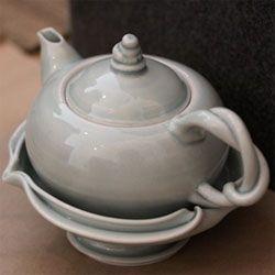 Beautiful Teapot by Heidi Sowa, Portland, OR