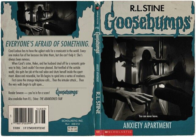 Goosebumps Book Cover Art : Repulsion goosebumps book cover art the of movies