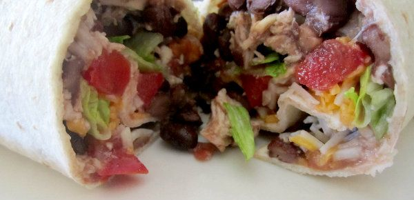 crock pot chicken tacos - simple & yummy!
