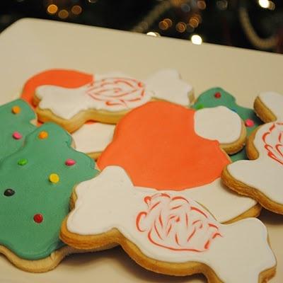 spiced brown sugar cookies | Fab Food: Desserts & Treats | Pinterest