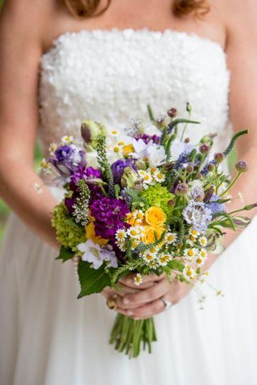 colorful wildflower bouquet wedding stuffs pinterest. Black Bedroom Furniture Sets. Home Design Ideas