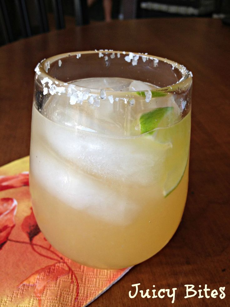 The Perfect Margarita | Crunk-Fenly | Pinterest