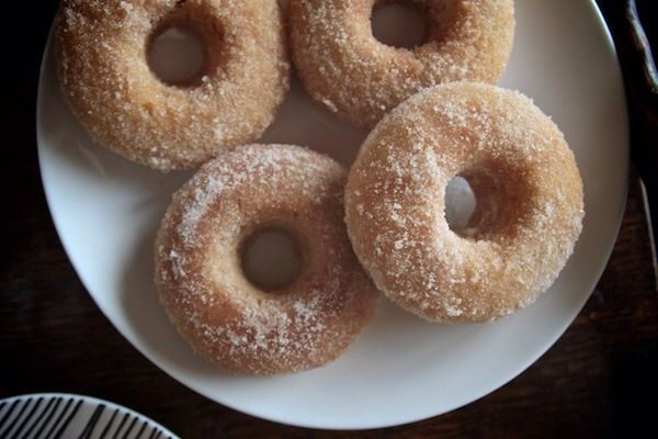 Baked Cinnamon Sugar Doughnuts!!! | Desserts | Pinterest