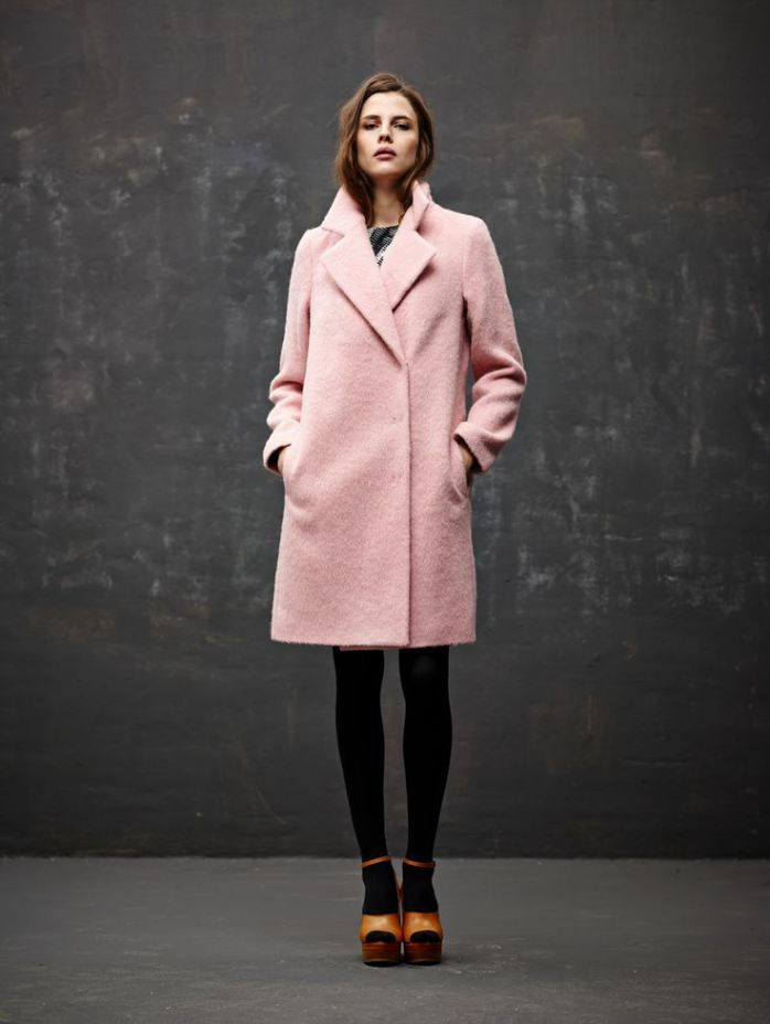 Pink coat | Trends SpRinG/suMMer StrEEt StyLe