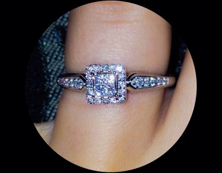 Kay jewelers promise ring dream engagement