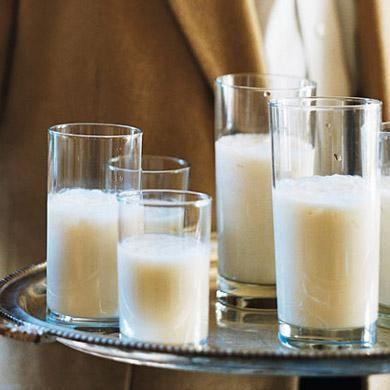 Besh Brandy or Bourbon Milk Punch | Drinks | Pinterest