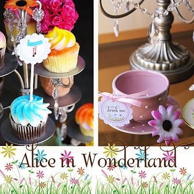 alice in wonderland party ideas pinterest