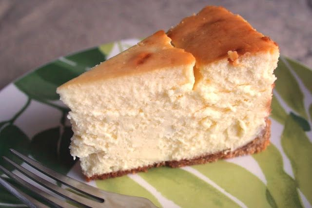 Perfect Cheesecake | Desserts | Pinterest