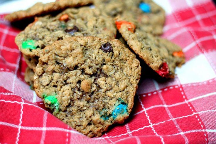 laptop luggage bag The Best Monster CookiesGluten free  Healthy treats