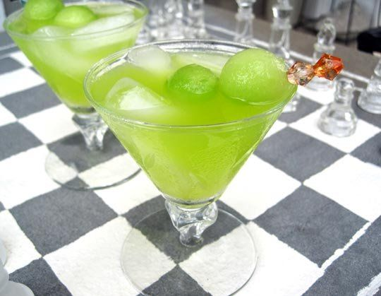 Classic Cocktail Recipe: The Melon Ball — The 10-Minute Happy Hour ...
