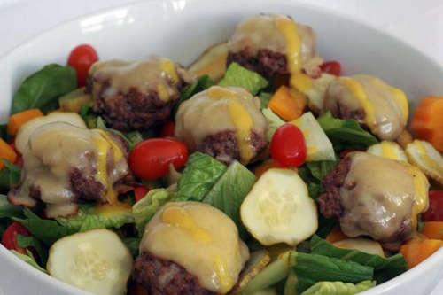Cheeseburger Salad | Time to eat! | Pinterest