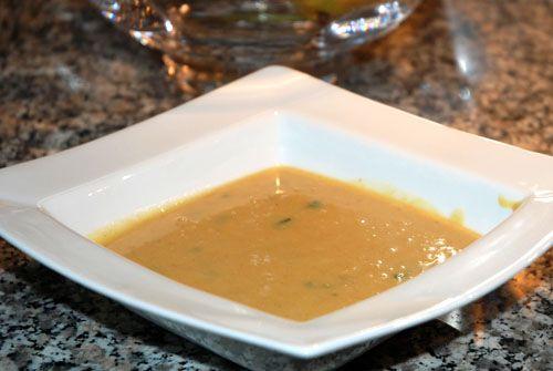 spiced coconut lentil soup | Paleo Punk | Pinterest