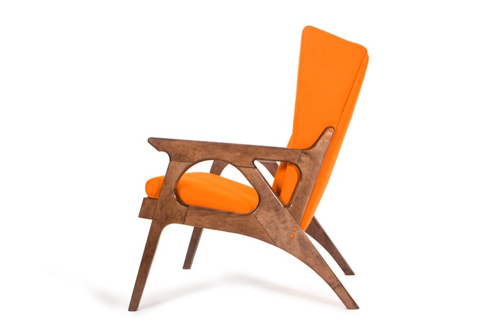 King's Chair : Meg O'Halloran Design. $3,049.00, via Etsy.
