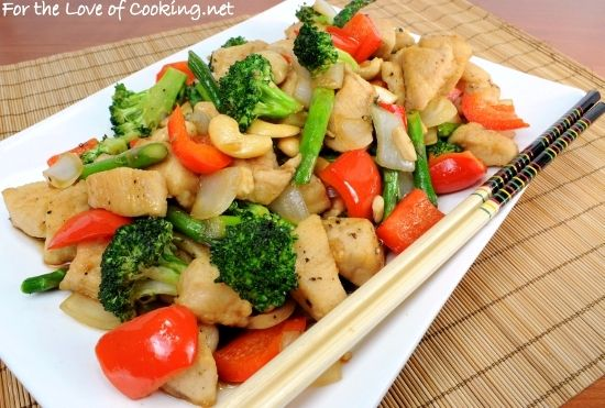 Sriracha honey cashew chicken..want to try with agave instead of honey ...