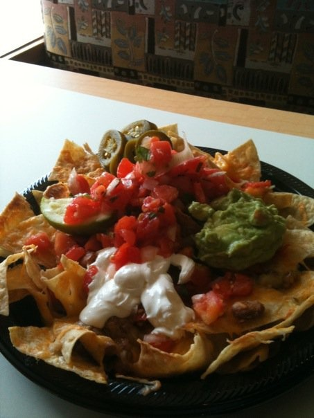 Baja Fish Nachos Recipes — Dishmaps