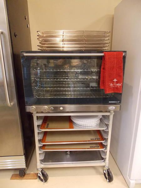 Countertop Oven Racks : Cadco countertop convection oven with four racks [Connecticut] It can ...