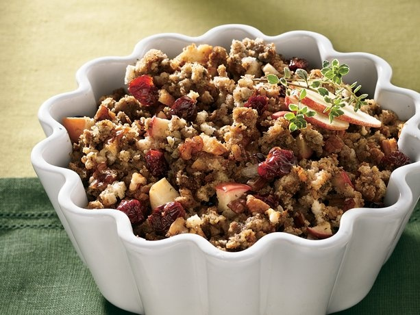 More like this: stuffing , dried cherries and menu .