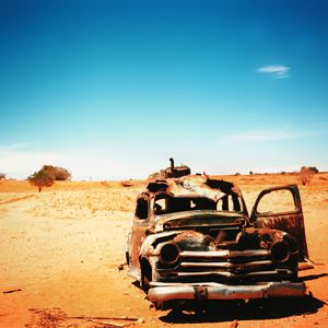 Broken down car in the desert | Seasons of the Heart | Pinterest: pinterest.com/pin/14496030022987970