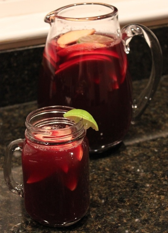 Apple Cider Sangria | Mmmmmmmm!! | Pinterest