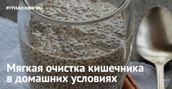 Как в домашних условиях почистить желудок
