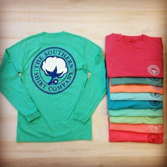 Southern style shirt company
