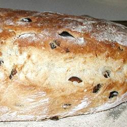 Mediterranean Olive Bread Recipe — Dishmaps