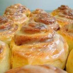 Clone of a Cinnabon Recipe | Yummy things | Pinterest