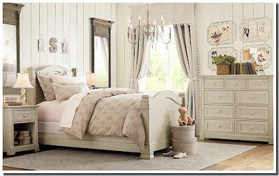mobilier table chambre b b romantique. Black Bedroom Furniture Sets. Home Design Ideas