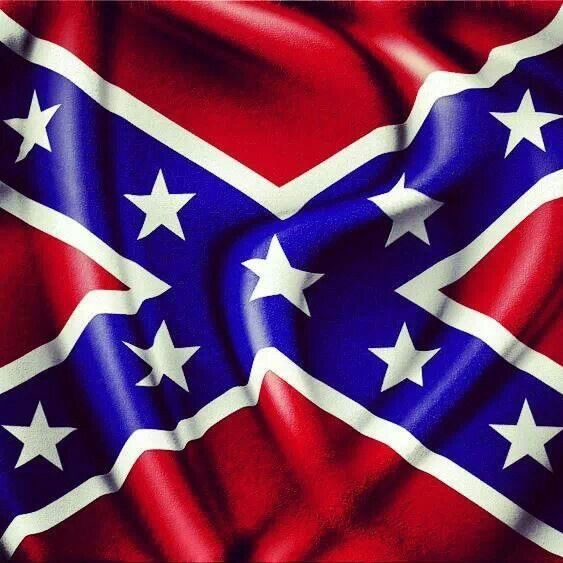photos of rebel flags