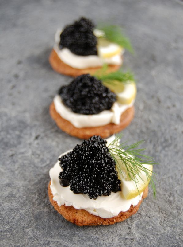 Caviar appetizers my best choices pinterest for How to prepare caviar