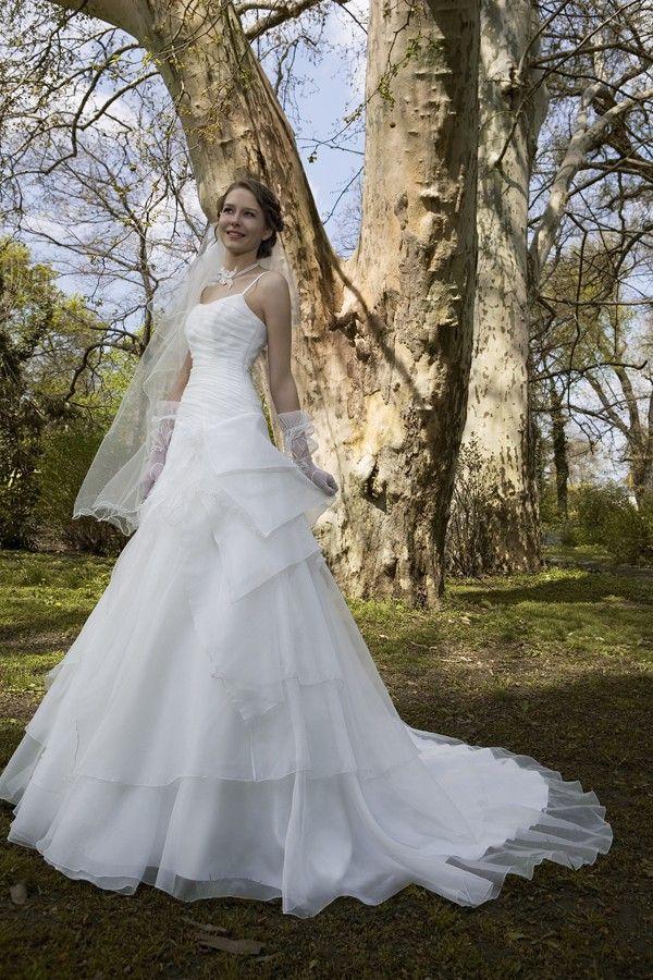 Robe de mariée tendance AGATE  Wedding Day  Pinterest